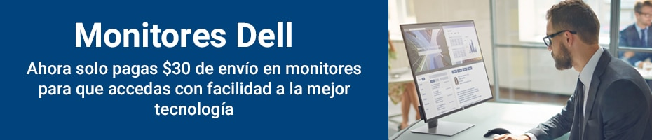 Monitores Dell