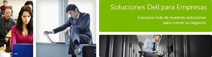 Soluciones Dell para Empresas