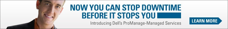 Introducing Dell's ProManage-Managed Services