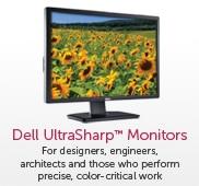 Dell UltraSharp Monitors