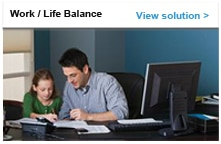 Work / Life Balance | View solution >