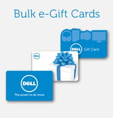Corporate Gift Card sales   Dell