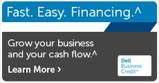 Dell business financing