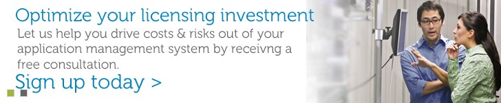 Optimize your licensing investment