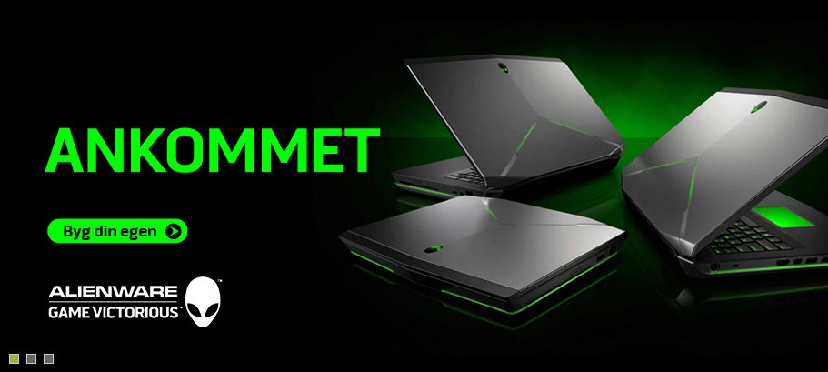 Nyhed Alienware