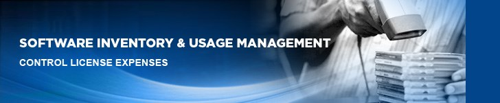 Dell Software Inventory & Usage Management