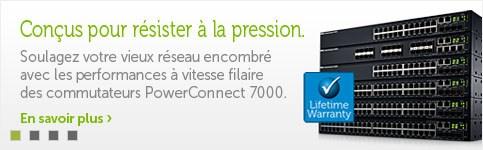 Dell Commutateurs PowerConnect7000