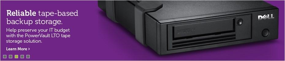 Dell PowerVault LTO