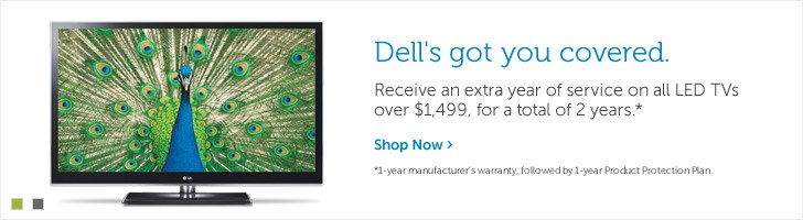 Dell's got you covered.