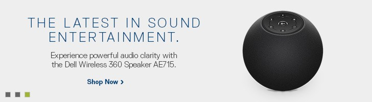 Dell Wireless Speaker AE715