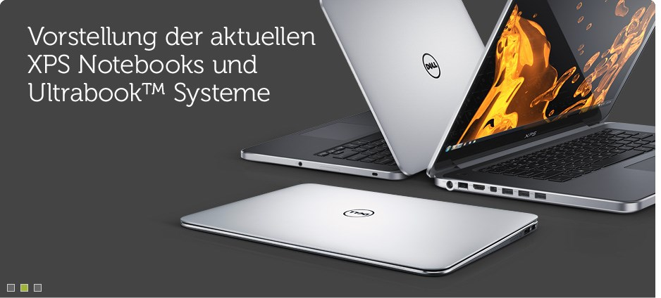 XPS Notebooks