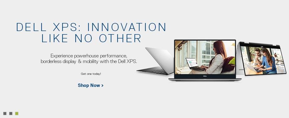 Dell Desktops and Laptops / Notebooks