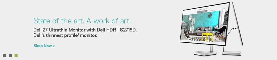 Dell 27 Monitor: S2718D