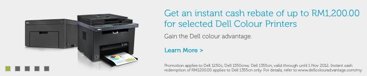 Dell Colour Advantage