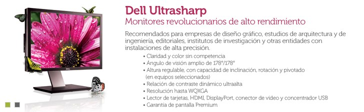 Dell Monitores Ultrasharp