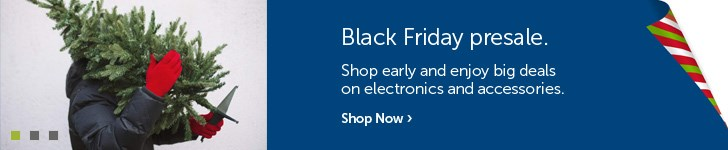 Black Friday Presale - Electronics