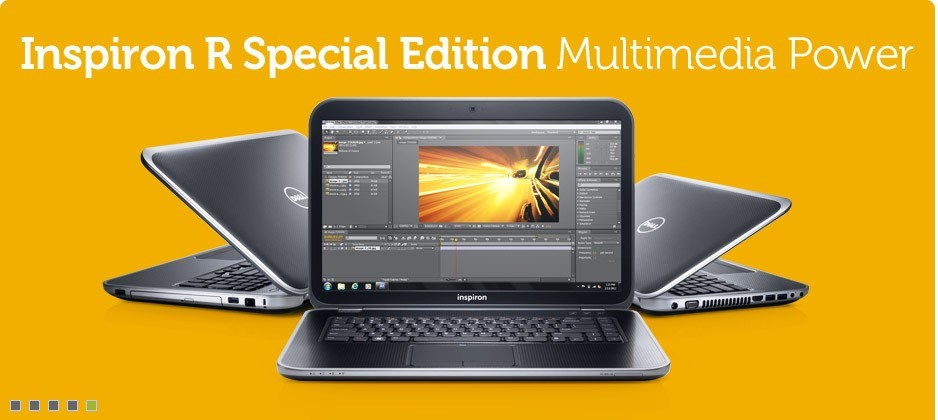Inspiron R Special Edition Multimedia Power