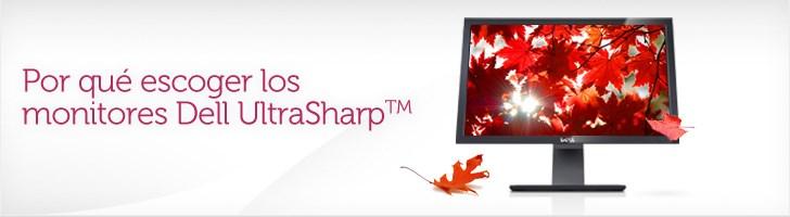 Por qué elegir los monitores Dell UltraSharp