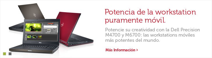 Potencia de la workstation puramente móvil