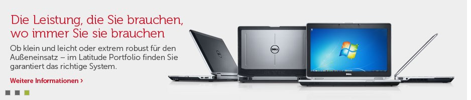Dell Latitude Notebooks
