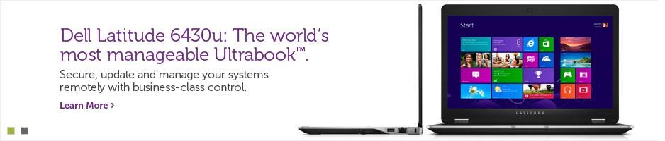 Latitude 6430u Ultrabook