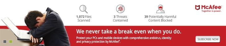 McAfee Multi Device 2018