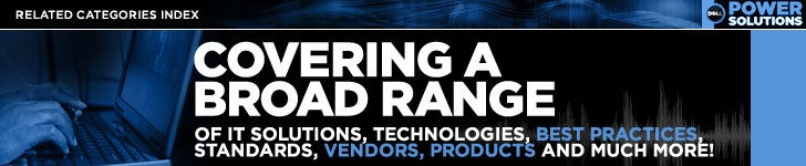 Covering a Broad Range Of IT Solutions, Technologies, Best Practices, Standards, Vendors, Products And Much More