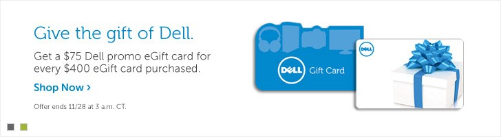 Give the gift of Dell