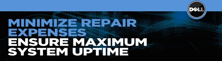Minimize Repair Expenses. Ensure Maximum System Uptime