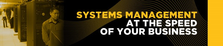 Systems Management at the Speed of Your Business
