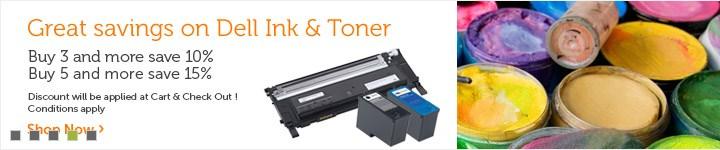 Dell Ink & Toner