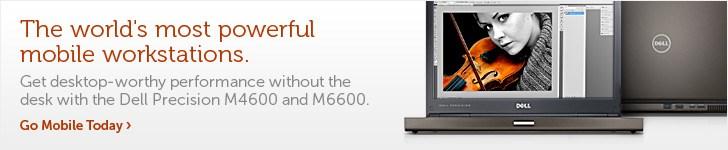 Dell Precision M4600 & M6600