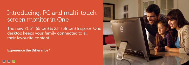Inspiron One Touch