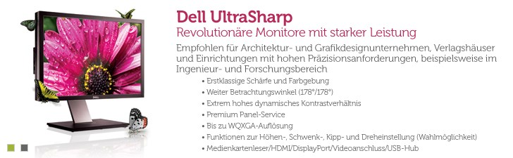 Dell UltraSharp Monitore