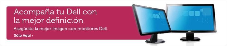 Acompaña tu Dell con la mejor definoción