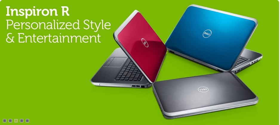 Inspiron R Personalized Style & Entertainment