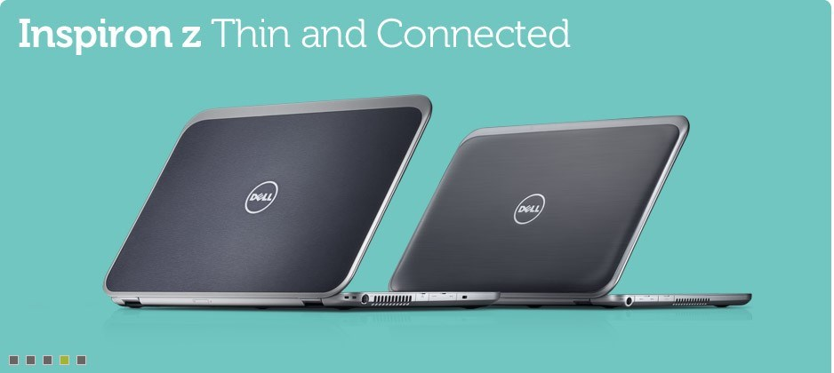 Inspiron Z Thin and Connected