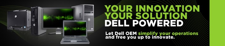 Your Innovation Your Solution Dell Powered OEM