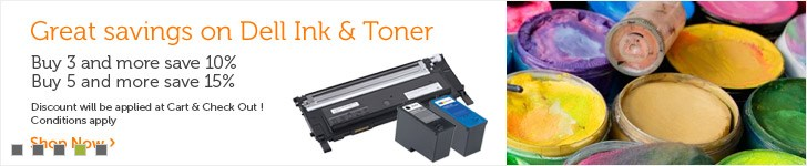 Dell Ink & Toner