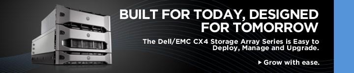 Dell/EMC CX4 Storage Array Series