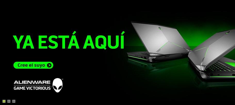 Nuevo Alienware