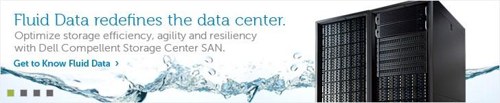 Fluid Data redefines the data center