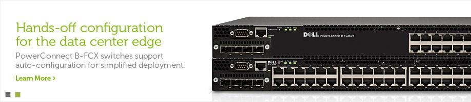 PowerConnect B-FCX