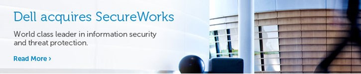 Dell acquires Secure Works