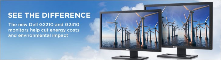 Dell LED Monitors