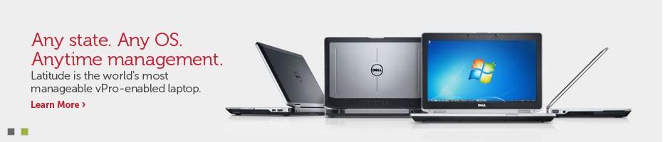 Latitude E4 Laptops