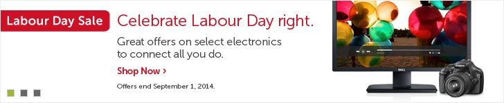 Labour Day Weekend Sale - Electronics