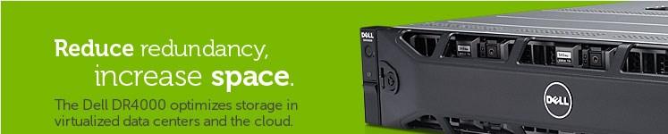 Dell ger dig framtiden inom borttagning av datadubletter