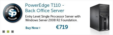 Dell PowerEdge T110 - Back Office Server