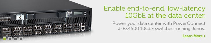 PowerConnect J-EX4500 Series